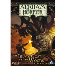 Arkham Horror - The Black Goat Woods