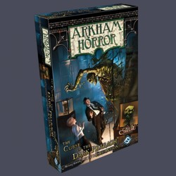 Arkham Horror - Curse of the Dark Pharaoh