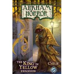 ArkhamHorror - The King in Yellow