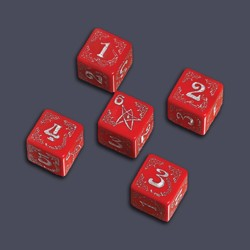 Arkham Horror - Cursed Dice Set