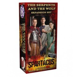 Spartacus: The Serpents and the Wolf Expansion S...