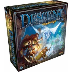 Descent: Journeys in the Dark (2nd Edition)