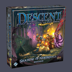 Descent 2nd edition: Shadow of Nerekhall Expansi...