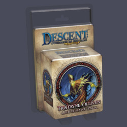 Descent 2nd edition: Tristayne Olliven Lieutenan...