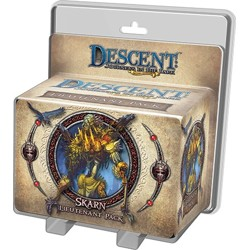 Descent 2nd edition: Skarn Lieutenant Miniature
