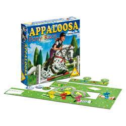 Appaloosa - Pony race