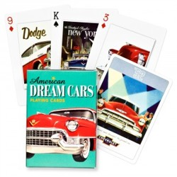 American Dream Cars - poker karty