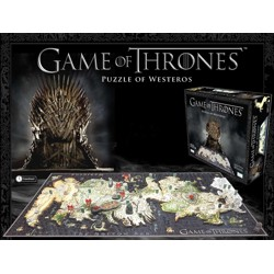 4D cityscape puzzle - Game Of Thrones / Puzzle o...