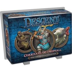 Descent 2nd edition: Guardians of Deephall (Hero...