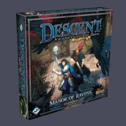 Descent 2nd edition: Manor of Ravens Expansion