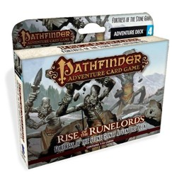 Pathfinder Adventure Card Game - Fortress of the...