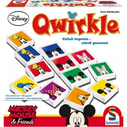 Qwirkle - Disney Mickey Mouse & Friends
