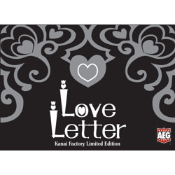 Love Letter - Kanai Factory Limited edition