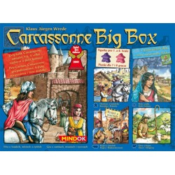 Carcassonne - Big box 2014