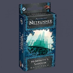 Android Netrunner LCG: Humanity's Shadow Data Pa...