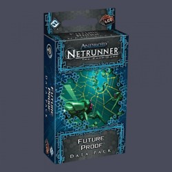 Android Netrunner LCG: Future Proof Data Pack