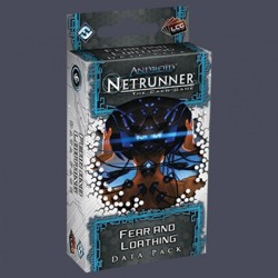 Android Netrunner LCG: Fear and Loathing Data Pa...