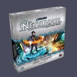 Android Netrunner LCG: Honor and Profit