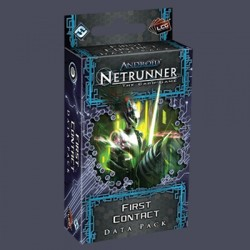 Android Netrunner LCG: First Contact Data Pack