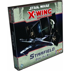 Star Wars X-Wing: Starfield Game Tile Kit