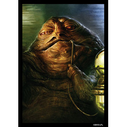 FFG obaly na karty - Jabba the Hutt Art sleeves