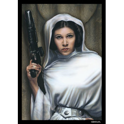 FFG obaly na karty - Princess Leia Art sleeves