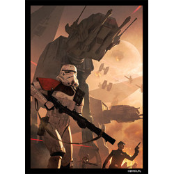FFG obaly na karty - Trooper Assault Art sleeves