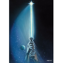 FFG obaly na karty - Lightsaber Art sleeves