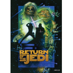 FFG obaly na karty - Return of the Jedi Art slee...