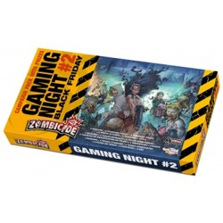 Zombicide - Gaming night kit #2 - Black Friday