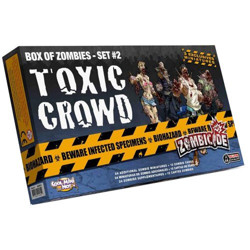Zombicide - Box of zombies: Toxic crowd