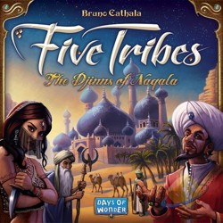 Five Tribes - The Djinns of Naqala