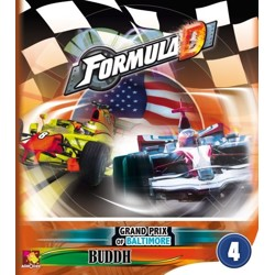Formula D - Grand prix of Baltimore/Buddh