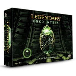 Legendary Encounters - An Alien deck building ga...