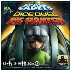 Space Cadets: Dice Duel - Die Fighter Expansion