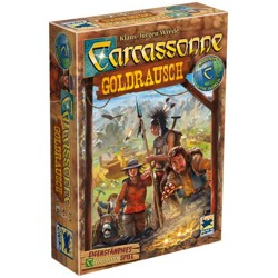 Carcassonne - Goldrausch (Gold Rush)