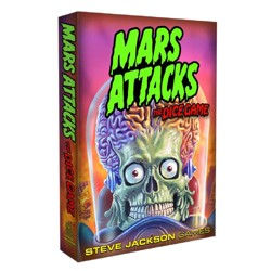 Mars Attacks - The Dice Game