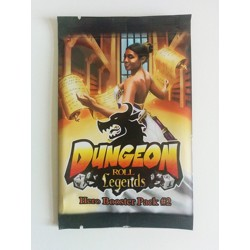 Dungeon Roll - Hero booster pack #2 expansion