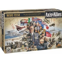 Axis and Allies:1914 Board Game (WWI)