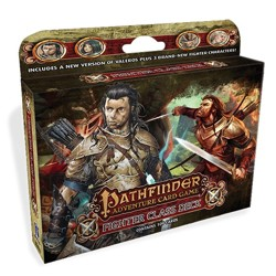 Pathfinder Adventure Card Game - Fighter Class D...