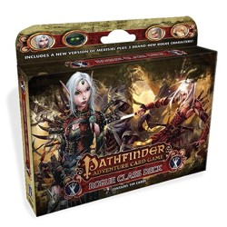 Pathfinder Adventure Card Game - Rogue Class Deck