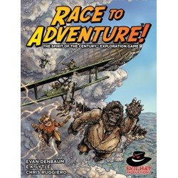 Race to Adventure! The Spirit of the Century Exp...