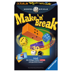 Make and Break - kostková hra