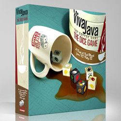 VivaJava - The coffee dice game