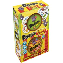 Dobble - Partypack (Dobble Kids + Circus)