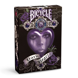 Bicycle - Anne Stokes Dark Hearts - Poker karty