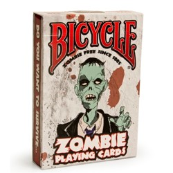 Bicycle - Zombie - Poker karty
