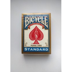 Bicycle - Rider Back Standard - Poker karty modr...