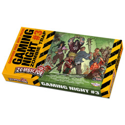 Zombicide - Gaming Night Kit #3 - Zombie trap