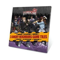 Zombicide Season 3: Angry Neighbours Tiles Pack